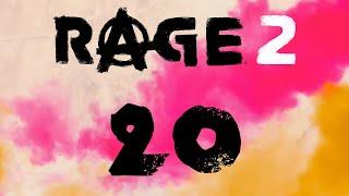 RAGE 2 - Прохождение игры на русском - Кибердоктор [#20]   PC