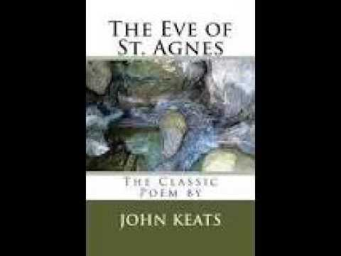 The Eve of St Agnes by John Keats Audiobook