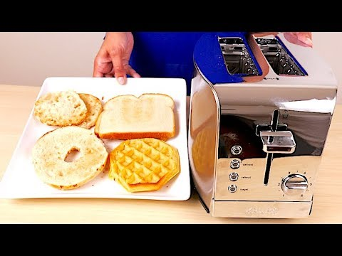 Krups Toaster Review