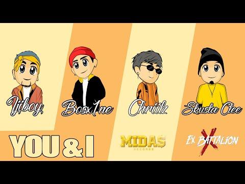 Ijiboy, Bosx1ne, Chriilz & Skusta Clee - You & I (Official Lyric Video)