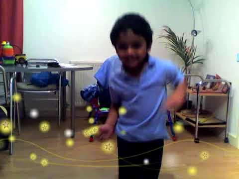 Purnesh Dance for Panchadara Bomma Bomma