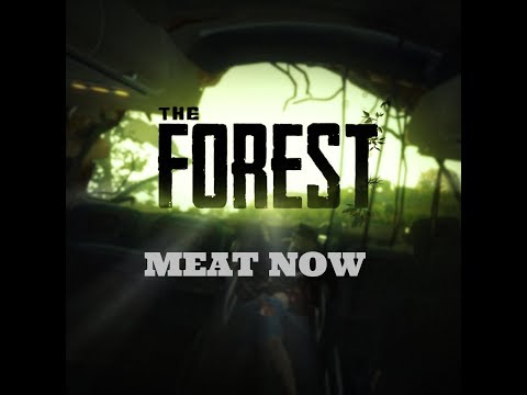 I NEED MEAT IN MY FACE | The Forest #1  w/ Athomasb11