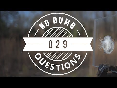 No Dumb Questions 029 - Welcome to the Gun Show