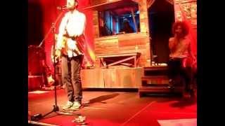 Max Herre - Halt dich an deiner Liebe fest live in Dortmund (15.10.12)
