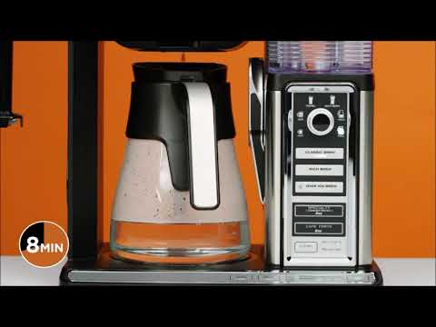 Descaling Your Ninja Coffee Bar® System (CF090 Series - 8 Minute Cycle)