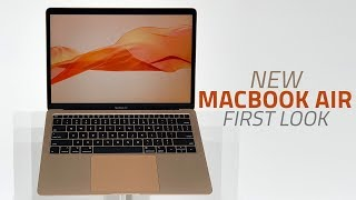 MacBook Air (2018) First Look | Price, Availability, Features, and More