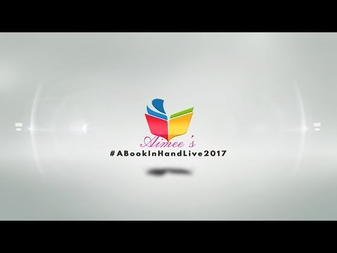 WATCH: A Book In Hand LIVE 2017: Readers Meet Authors | #ABookInHandLIVE