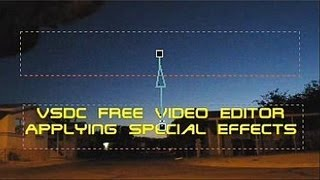 VSDC FREE Video Editor:  Text Editing, Movement, & Zoom Tutorial