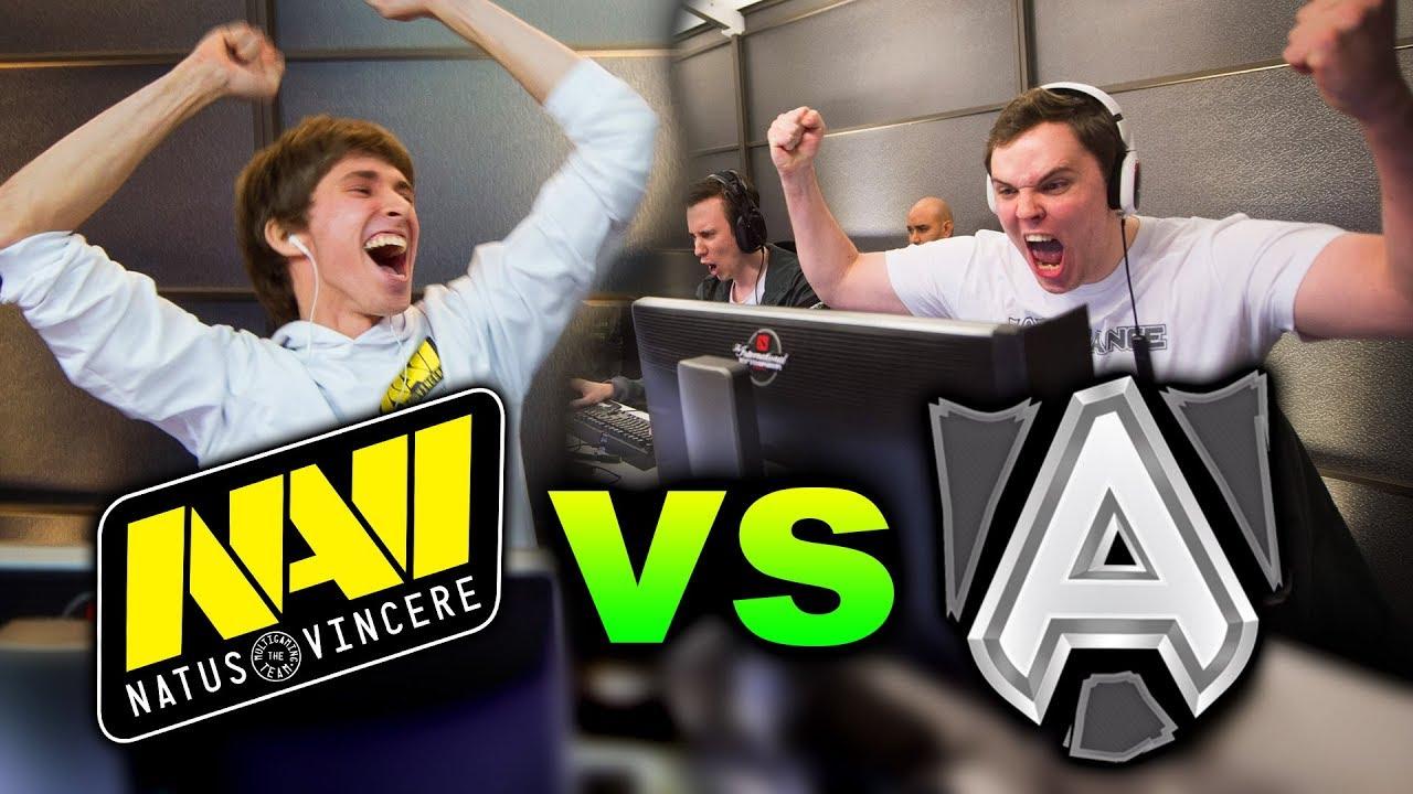 Download NAVI vs ALLIANCE - TI3 GRAND FINAL - INTERNATIONAL 2013 DOTA 2