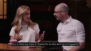 Adivinación con Natalie Dormer -  Harry Potter: A History of Magic