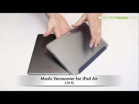 on sale 5b13e 31bb9 Moshi Versacover for iPad Air- The Best iPad Air Case
