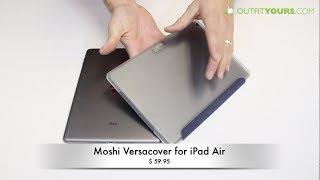 Gambar cover Moshi Versacover for iPad Air- The Best iPad Air Case