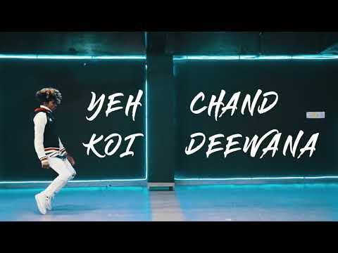 YEH CHAND KOI DEEWANA HAI || POPPING DANCE COVER || POP MAHESH SHARMA