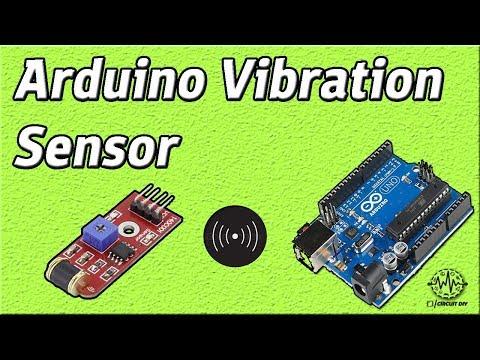 Arduino Vibration Sensor | Shock Sensor | SW-420 | Arduino Tutorial