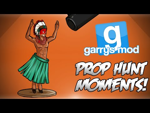 GMod Prop Hunt! - Duking Champion, Silly Nogla, Old Men On The Outside & More! (Funny Moments)