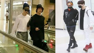 Don't fall in love with BUSAN BOYS  (지민 & 정국 BTS) Challenge!