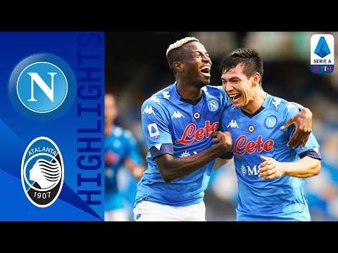 Napoli 4-1 Atalanta | Poker da urlo del Napoli in 43'! | Serie A TIM