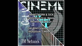 TM NETWORK & SICK INDIVIDUALS vs. Benny Benassi & Gary Go - Get Wil...