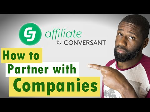 How to make money with CJ Affiliate - Commission Junction affiliate thumbnail