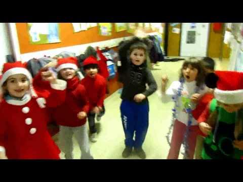 Christmas Lipdub EIS Escola d'Idiomes i AMPA Annexa