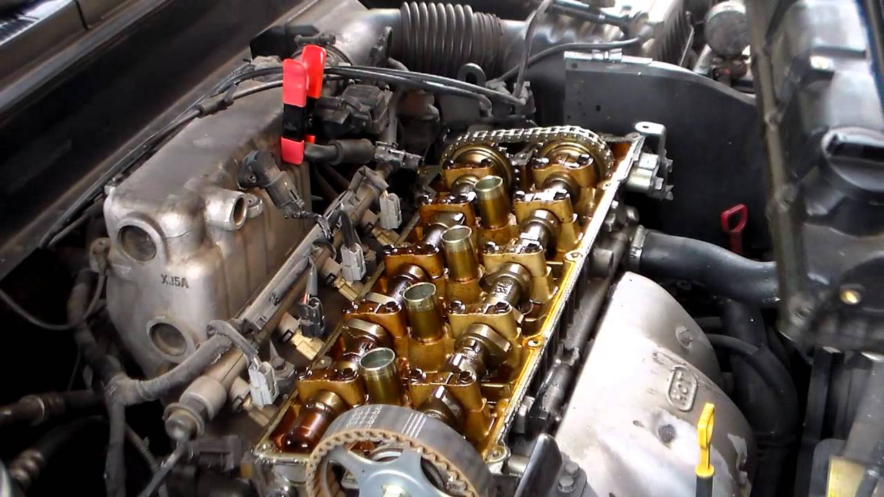 hyundai valve cover gasket replacement youtube