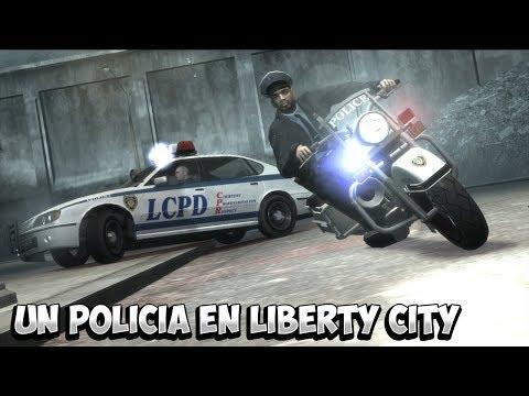 GTA IV MOD - Un Policia En Liberty City - Taxista Pirata, Asesinos Y Contrabandistas !