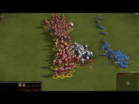 Cossacks 3 - how to use game editor and create a battle  