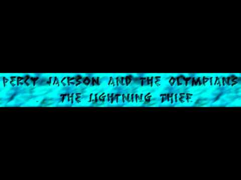 The Lightning Thief Chapter 1