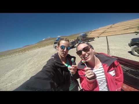 San Pedro de Atacama to Salar de Uyuni - 3 days in 6 minutes