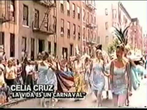 Celia Cruz   La Vida Es Un Carnaval    Original