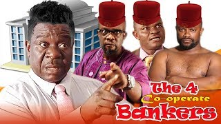 4 Co-operate Bankers Part 1 -  Mr Ibu Latest Nollywood Movies