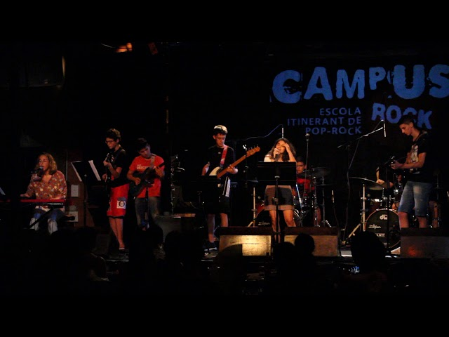 Thousand Miles (COVER) - CAMPUS ROCK LLEIDA 2019