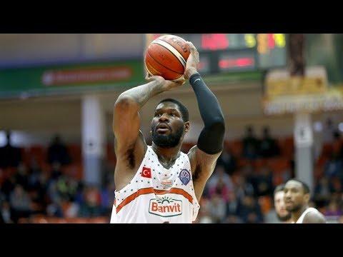 Adonis Thomas(아도니스 토마스) Basketball Champions League Highlights