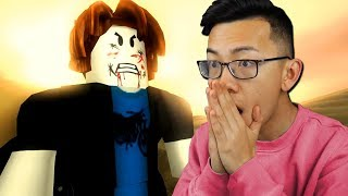 REACTING TO THE LAST GUEST 2!! *I'M IN IT* (A Sad Roblox Movie - ObliviousHD)