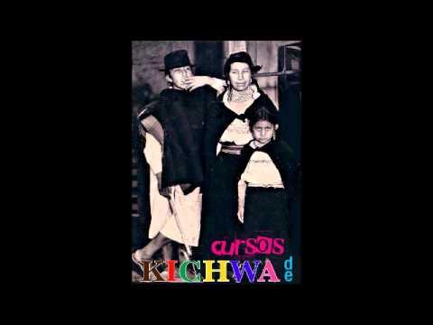 curso de  kichwa 6 al 10