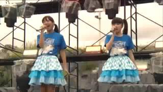 3Bjuniorのユニット、奥澤村。カレーな歌とダンスの贈りもの。 れいちぇる、優ちゃん、まありちゃん、愛来ねぇさん。