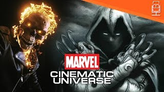 Ghost Rider & Moon Knight Stay Tuned for Announcement
