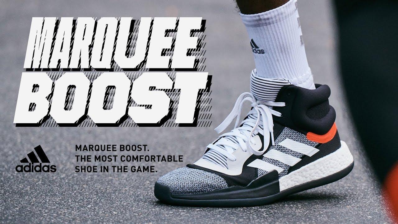 c15625ed40b adidas Marquee Boost. Grosbasket Basketball Shop