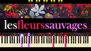 Video Les Fleurs Sauvages // RICHARD CLAYDERMAN download MP3, 3GP, MP4, WEBM, AVI, FLV November 2017