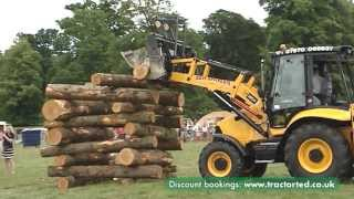 Bowood Charity Dog Show and Tractor Ted Farm Show - June 2014