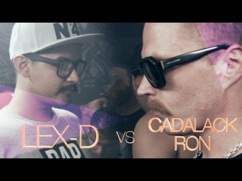 Kotd Rap Battle Cadalack Ron Vs Lex D Www Noonews Ru