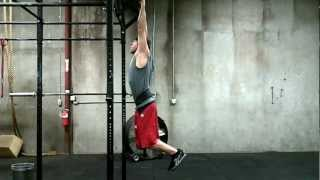 Weighted Pull Ups - How To Demonstration