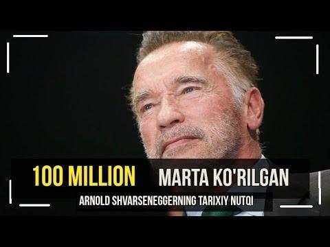 Arnold Shvarsenegger- Internetni