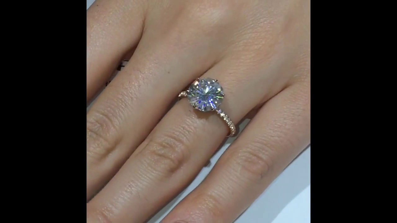 t engagement in wedding diamond frame white gold p double w tw carat ring rings v ct