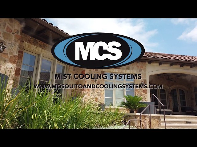 Mist Cooling Systems Product Overview