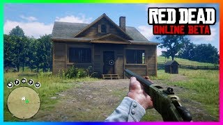Red Dead Online - PROPERTY LOCATIONS FOUND? NEW Houses, Ranches, Cabins, Mansions & MORE! (RDR2)