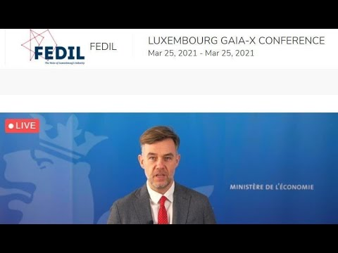 Luxembourg-GAIA-X Conference