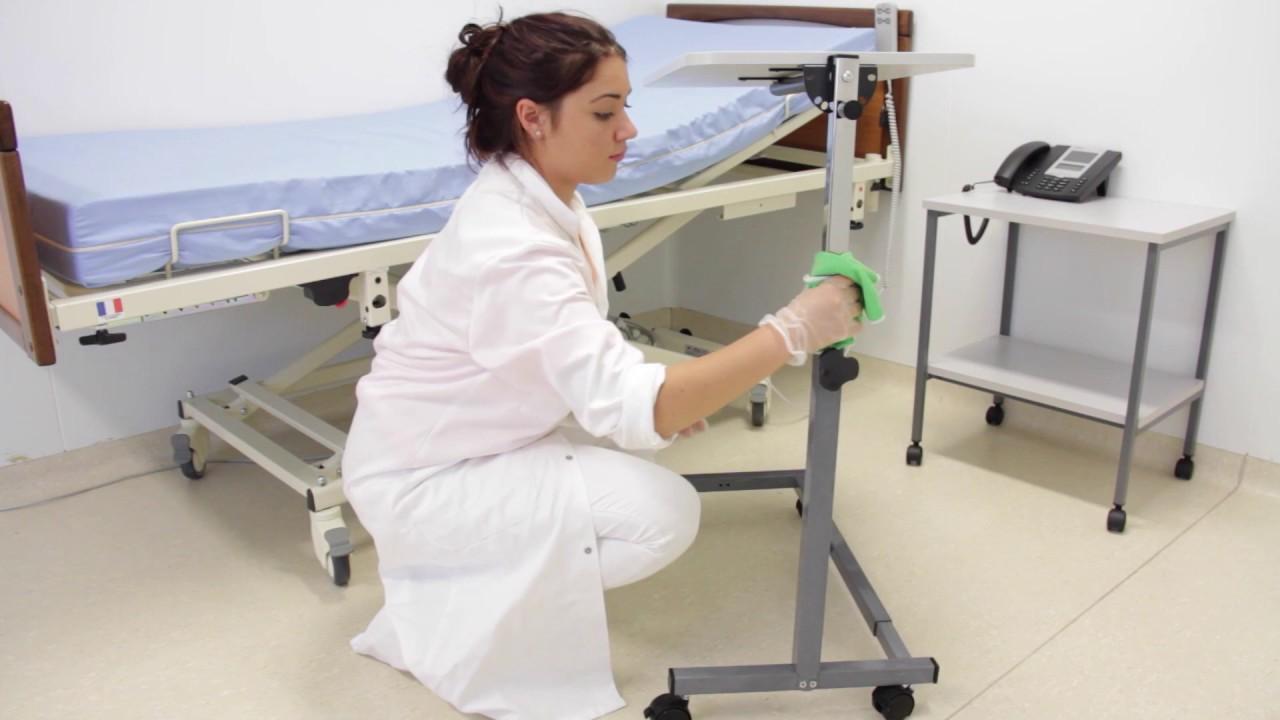 Bio nettoyage d 39 une chambre d 39 h pital collection les for Nettoyage d une plancha