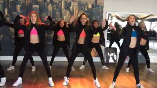 That's what I like Bruno Mars Easy Fitness Dance Warming Up Choreography Baile
