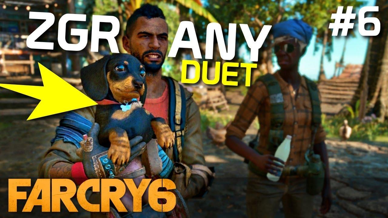 FAR CRY 6 Gameplay PL [#6] ZGRANY Duet /z Skie